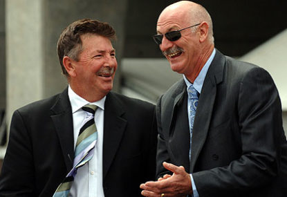 Australian teams need some mongrel back