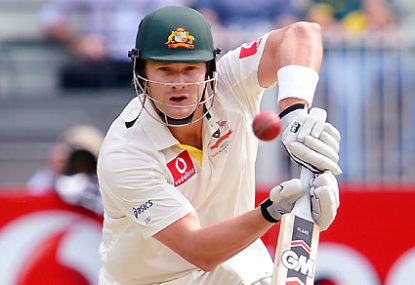 Australia must dig in and fight for third Test