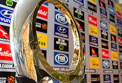 Should we replace the finals with an A-League Cup?