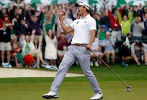 How does Adam Scott slot into Australia's greatest sporting achievements?