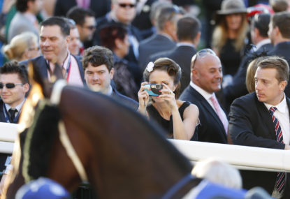 The Naturalism's a mini-Caulfield Cup