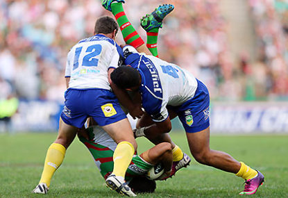 Wrestle in the tackle is NRL's biggest issue