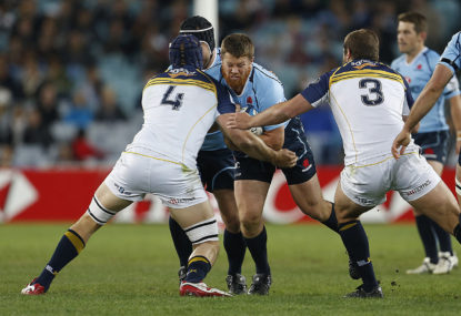 Brumbies win the Australian Rugby Championship