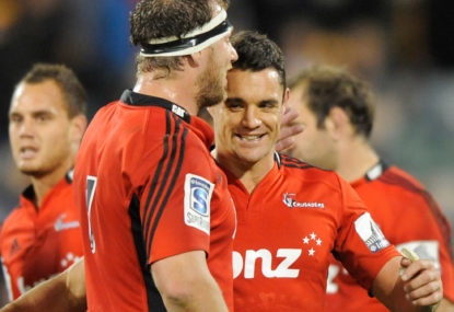 New Zealand 2015 Super Rugby Preview Part 1: Crusaders and Hurricanes.