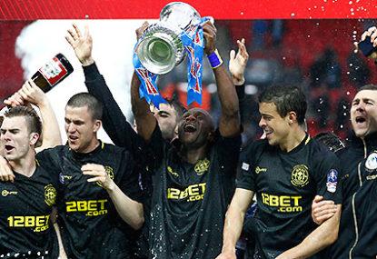 Non-league minnows eye big FA Cup pay day