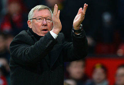 Was Sir Alex taken for granted?