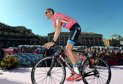 Giro d'Italia 2013, Stage 18: The Daily Roar