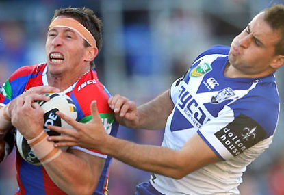 In the interests of the Knights, Kurt Gidley should step down
