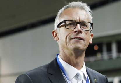 David Gallop: a man on a mission