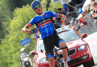 Giro di Tiffany: A racer's reaction