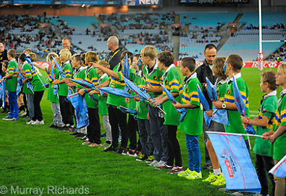 Waratahs should be applauded for engaging with young fans