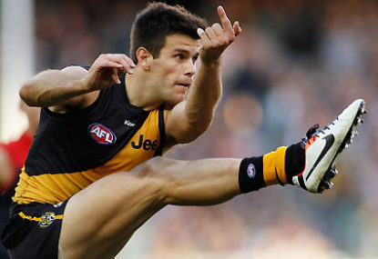 Early-season moment of madness could cost Cotchin