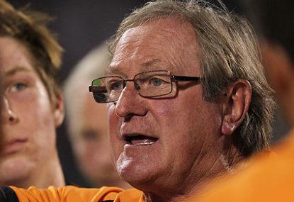 Coaching titan Kevin Sheedy declared AFL Legend
