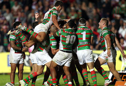 Is Souths the only real title contender?