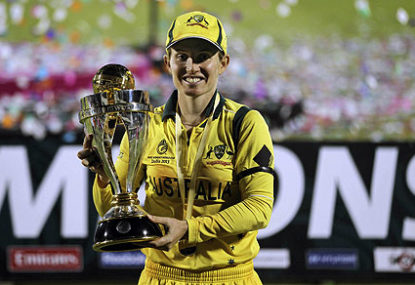 Landmark day for women's sport as cricket cuts a cheque
