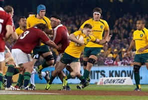 Deans, Smith, O'Connor, and Poite the keys tonight for Wallabies