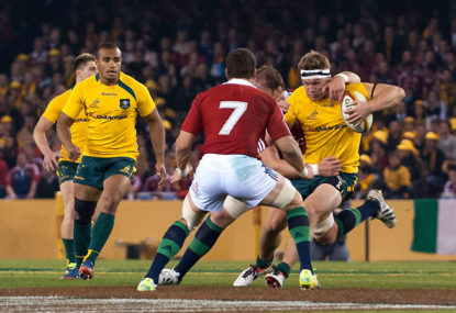 Lack of Wallaby certainty - strength or a weakness?
