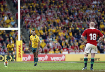 Losing to the Lions could win Wallabies another World Cup