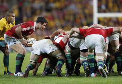 Four ways to fix rugby's scrum disaster