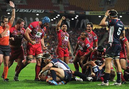 [VIDEO] Reds vs Rebels highlights: Super Rugby scores, blog