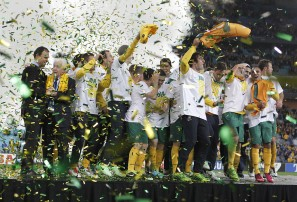 Power ranking early favourites for the 2014 World Cup