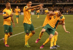 Not quite Kruse-ing, but Robbie gives Roos rhythm