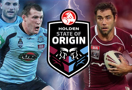 New South Wales vs Queensland