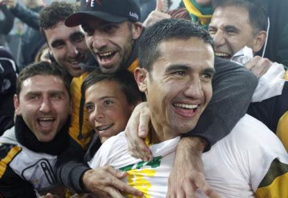To fix the Socceroos, follow the Belgium blueprint