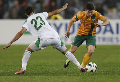 Socceroos' World Cup draw could result in football for breakfast