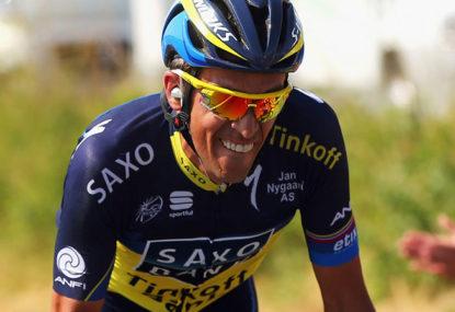 Gritty thrills aplenty at the Vuelta