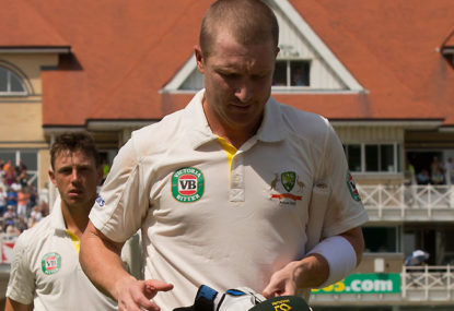 Brad news for Australia as Haddin pushes for recall
