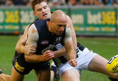 Kick to Kick: Who won the Chris Judd trade?