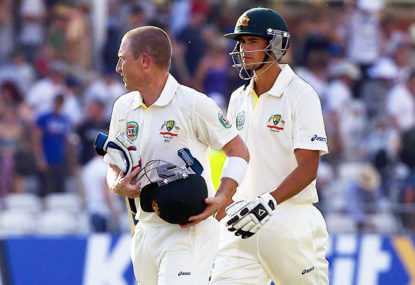 HENRY: Blame short form cricket for Aussie batting woes
