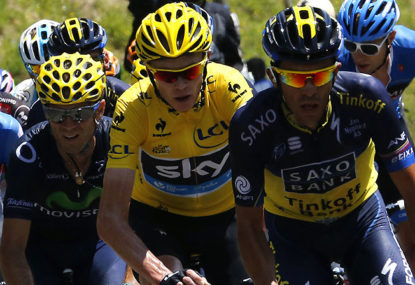 [VIDEO] Tour de France Stage 18 highlights,  results: Bardet reigns for France