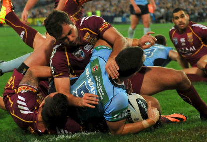 NRL's concussion challenge a product of the game's twilight zone