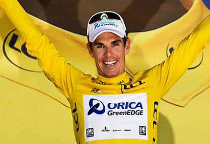 Le Tour: Impey sets up Matthews and sets the example for Orica-BikeExchange