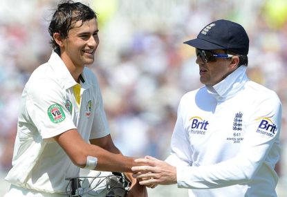 Does Ashton Agar have a long Test career ahead?