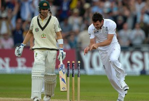 Anderson best in the world? He isn't even best in the Ashes