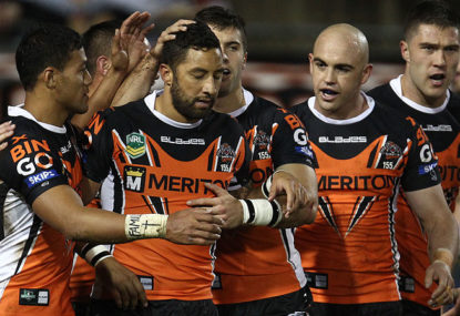 The curious case of Benji Marshall