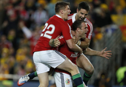 2017 British and Irish Lions tour of New Zealand: Fixtures announced