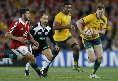 Australia rugby's talent stocktake part 3: outside backs