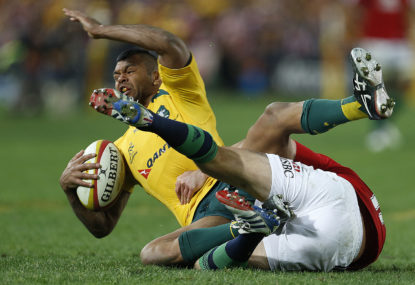 Why Super Rugby fans should be worried about the Kurtley Beale-Wasps deal