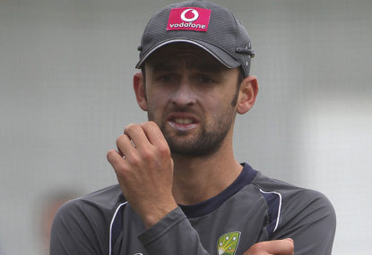 It's time Australia apologised to Nathan Lyon