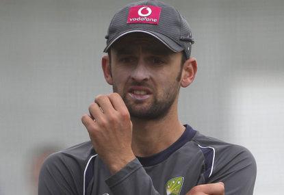 It's time Australia apologised to Nathan Lyon