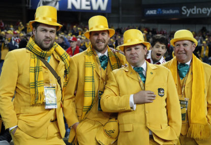 All is not lost, oh Wallabies fans of little faith