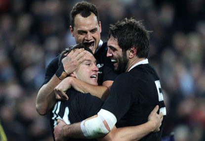 Congratulations All Blacks: To the victors go the VoVos