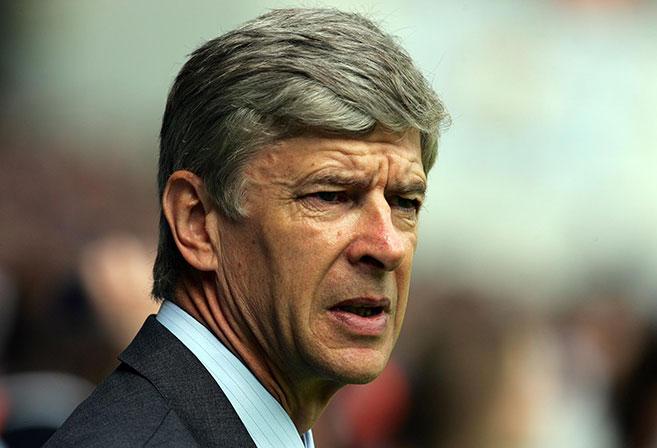 Arsene Wenger is again under pressure to deliver.