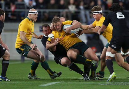 All Blacks gearing up for Wallabies clash
