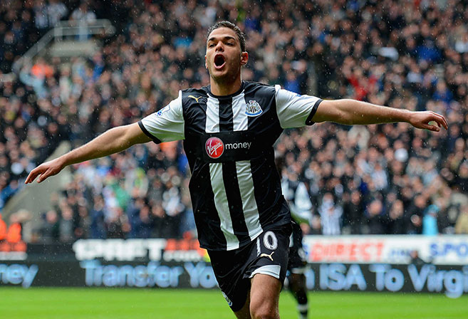 After a disappointing 2012/13 campaign, Newcastle will be looking for big things from Hatem Ben Arfa this season.