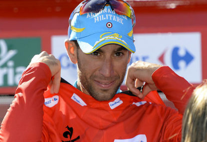 2013 Vuelta a Espana: Moreno wins Stage 4, Nibali reclaims red
